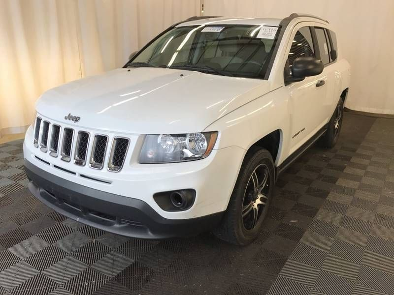 clean 2014 Jeep Compass Sport 4×4 for sale Jeep compass