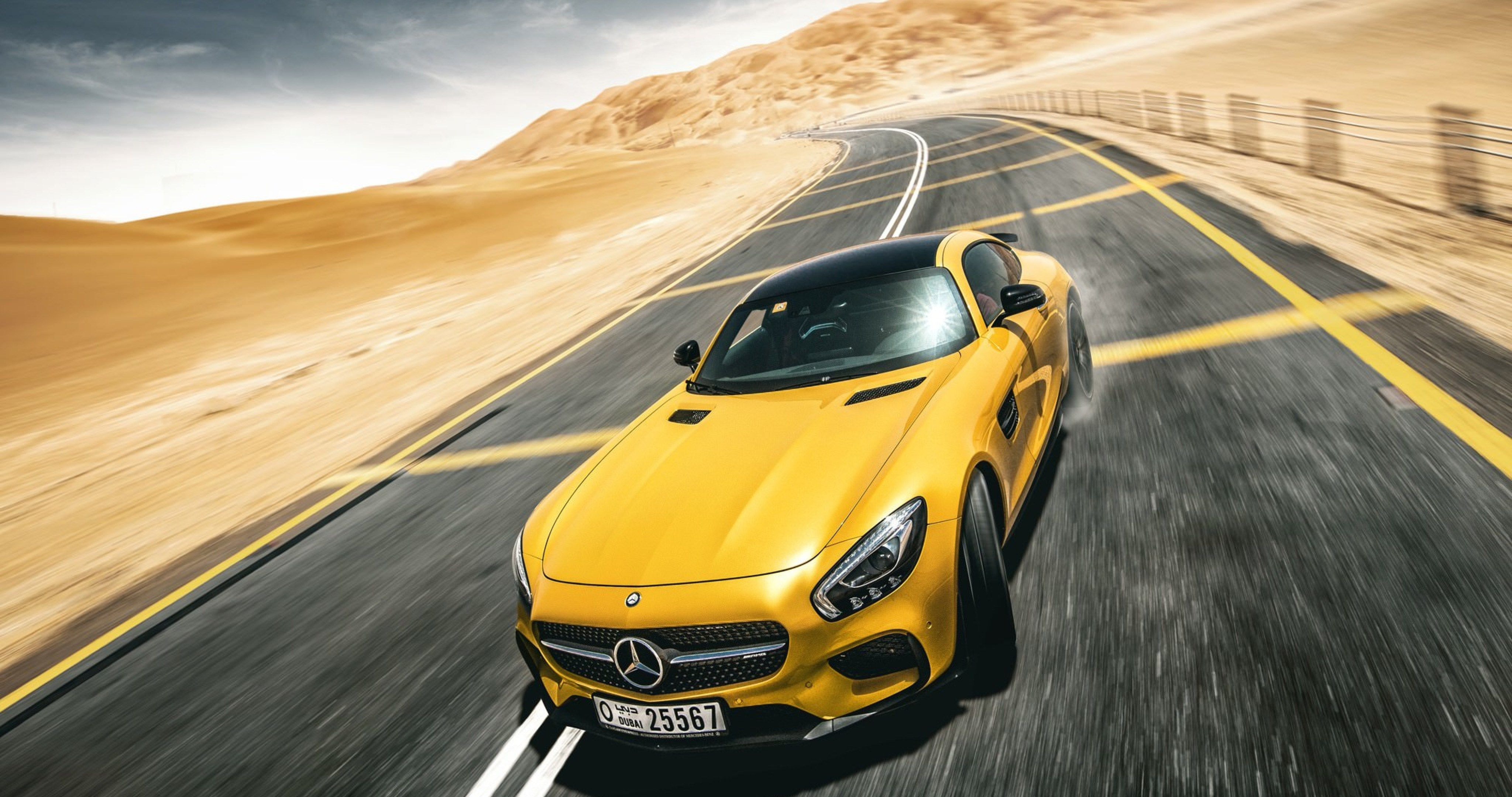 Mercedes Benz Amg Gt S 4k Ultra Hd Wallpaper With Images
