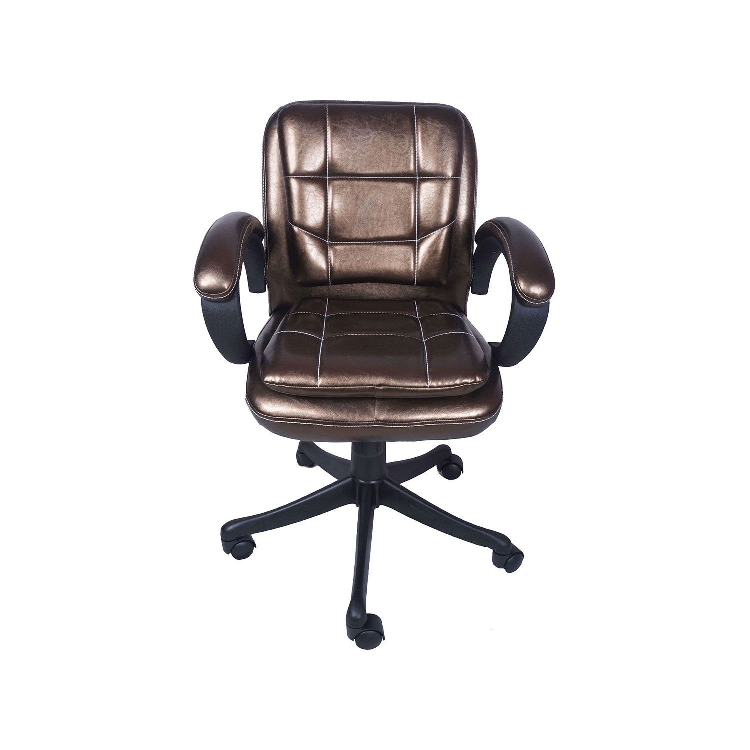 THE CHIQUITA LOW BACK CHAIR IN COPPER COLOUR Office Furniture Online,  Modular Office Furniture Chairs