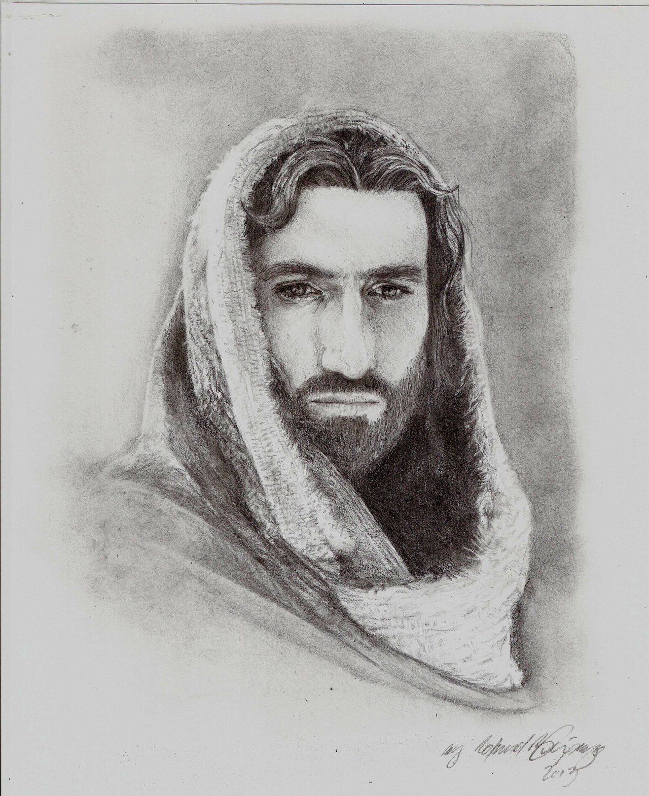 Passion of the christ in pencil passion of christ jesus christ by