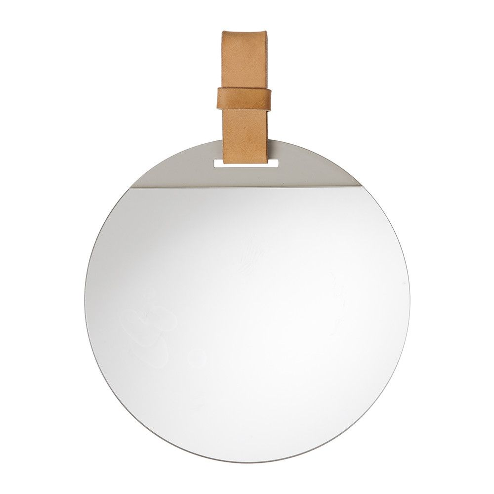 Buy Ferm Living Round Enter Mirror - Small | Amara