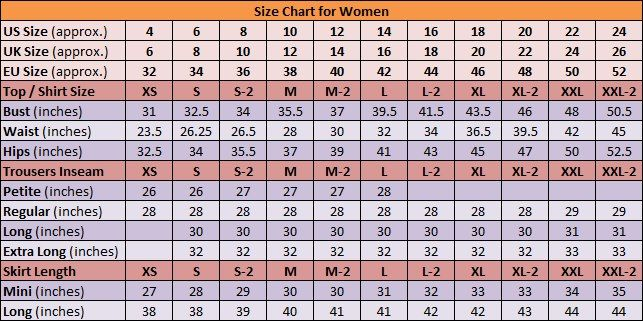 Awesome size chart body measurement also sweater coats rh pinterest
