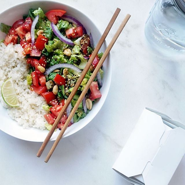 Instagram post by kayla itsines kaylaitsines healthy rice plantsandplanks healthy rice bowls are my new favourite thing they are so quick forumfinder Images