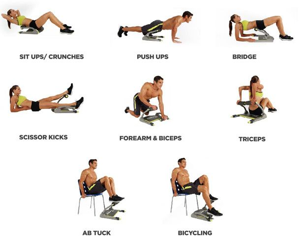 Wondercore smart abdos Exercices. Wondercore smart abdos Exercices Appareil  Fitness 9b3fb686284