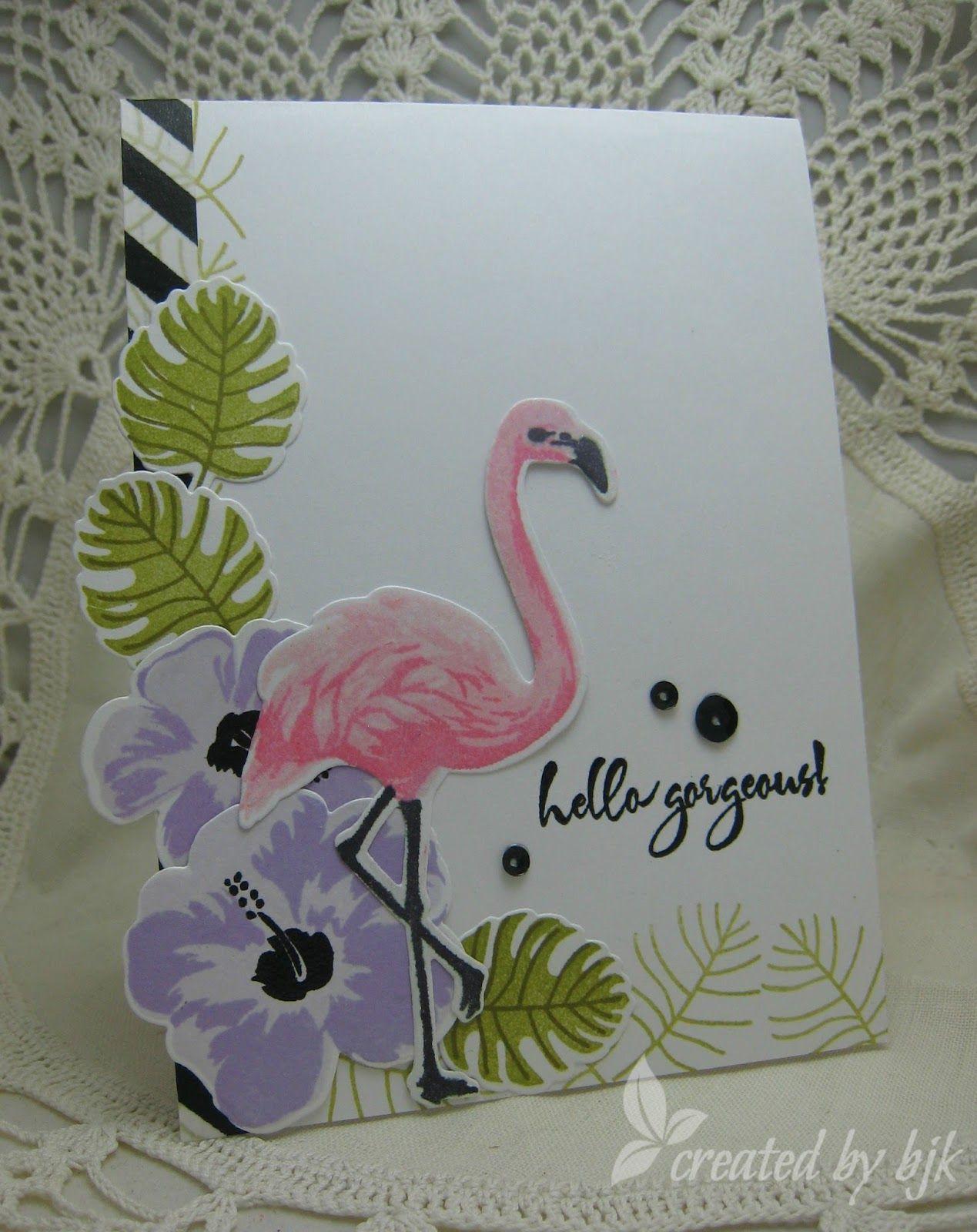 открытка фламинго зависимости конструкции способа