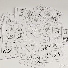 eine förderkiste rund um die schreibtabelle mit bildern | kinder abc, anlaute, kleingruppen