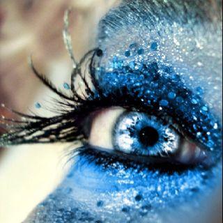 masquerade makeup!