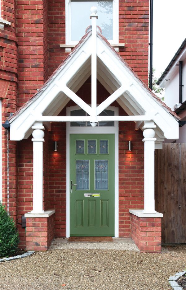 Gorgeous Period Reproduction Front Doors by Todd Doors - & http://www.periodideas.com/gorgeous-perio\u2026-by-todd-doors http://www ...