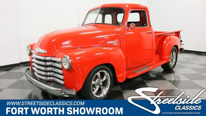 1950 Chevrolet 3100 For Sale Fort Worth Tx Oldcaronline Com