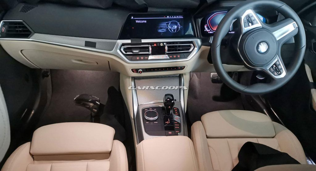 2020 Bmw 4 Series Coupe S Interior Spied Fully Undisguised Bmw 4 Series Coupe Bmw 4 Series Bmw 4