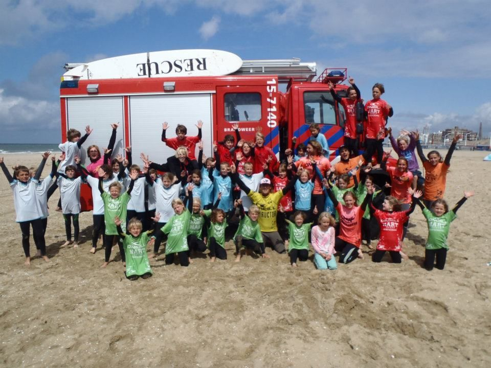 KidsCamp HartBeach Surfshop