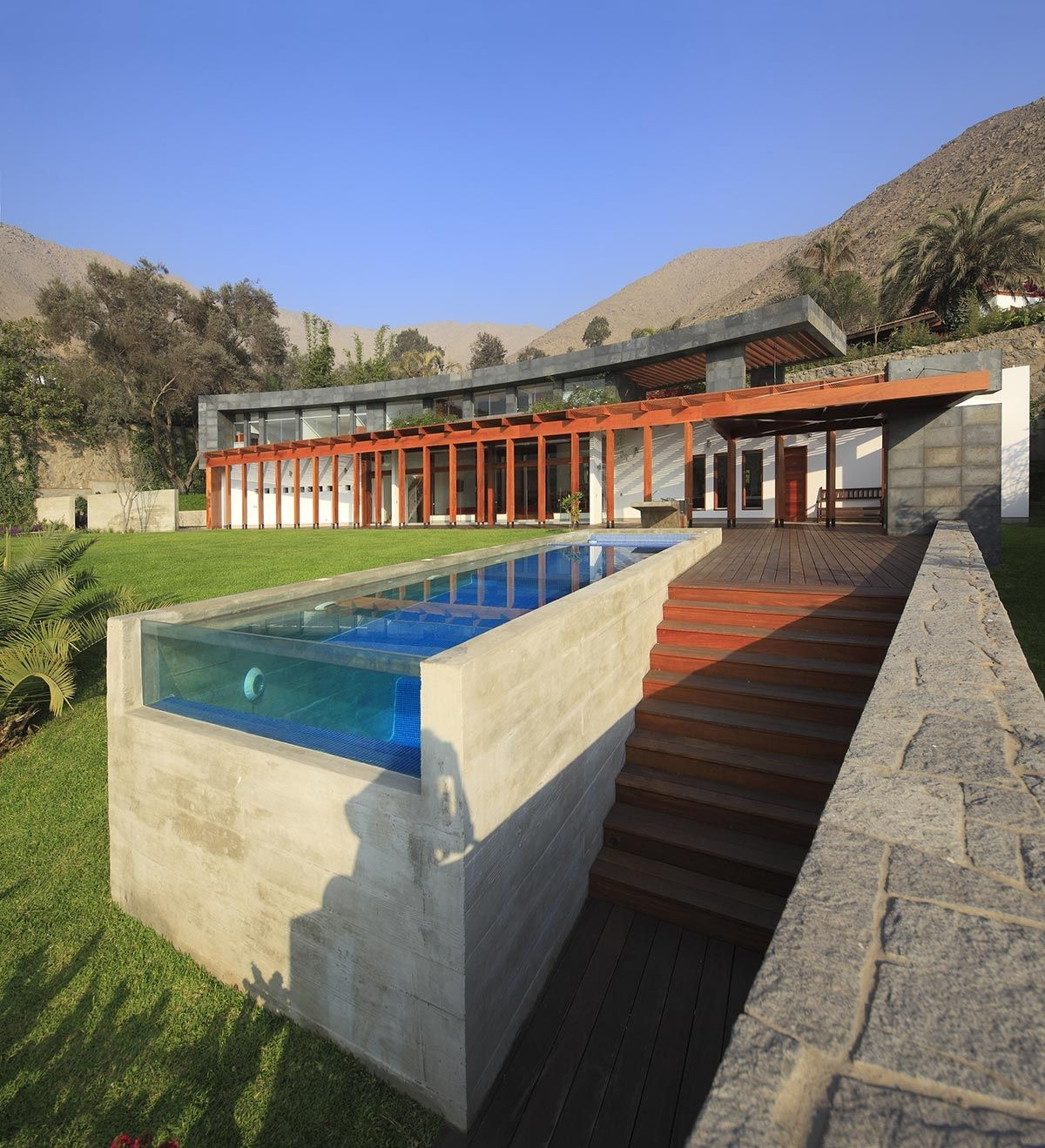 55 Most Awesome Swimming Pool Designs on the Planet   Pool designs ...