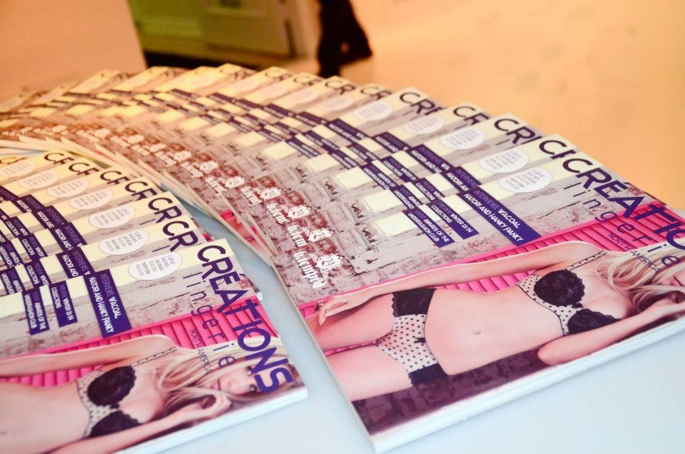 Media Partner CRÉATIONS  http://www.creations-lingerie.com/