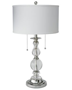Optic Crystal Table Lamp Jcpenney Home Decor Table
