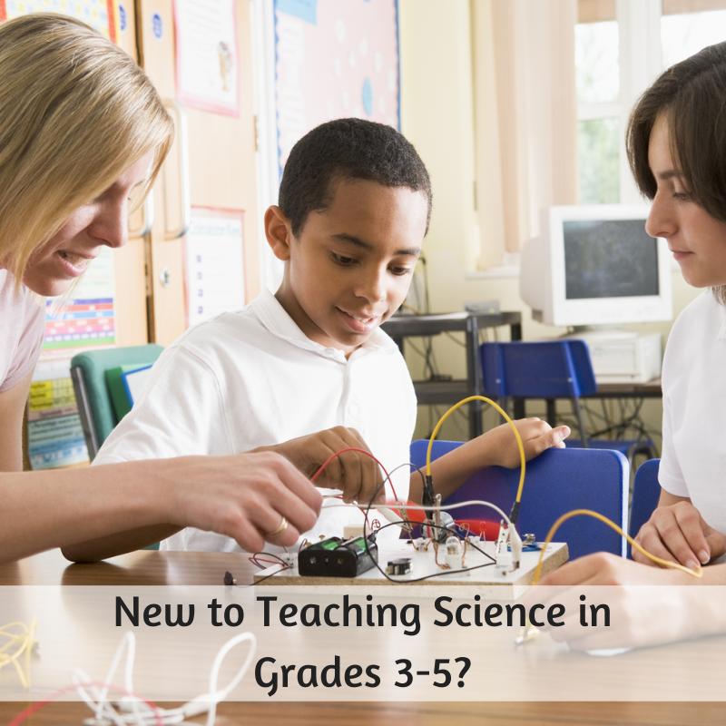 Teaching Science In Grades 3-5