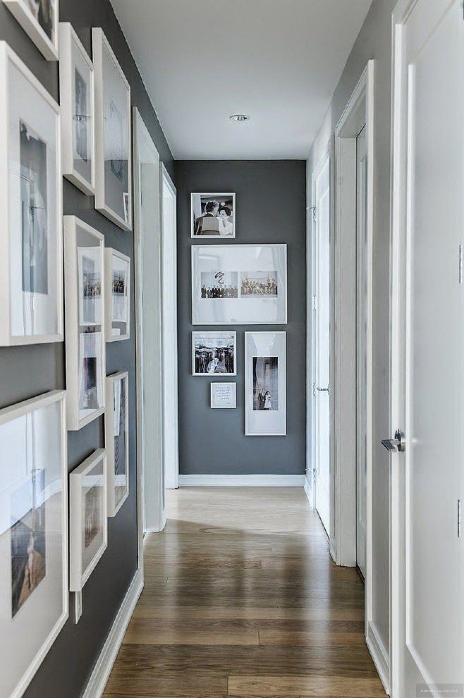 Luxury End Of Hallway Ideas