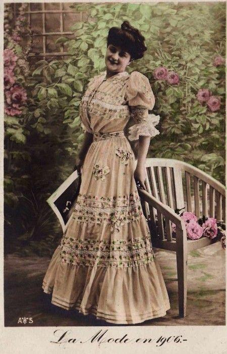 Fashion, 1906