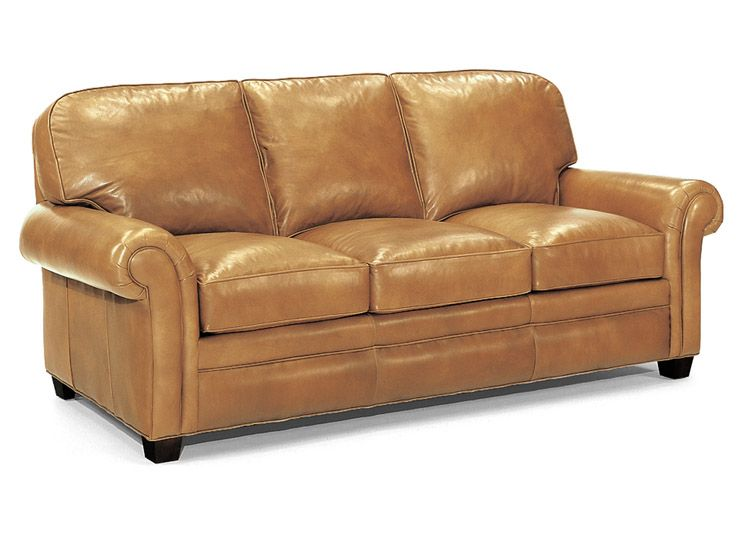 Hancock And Moore Leather Quot City Sofa Quot Leather Hancock