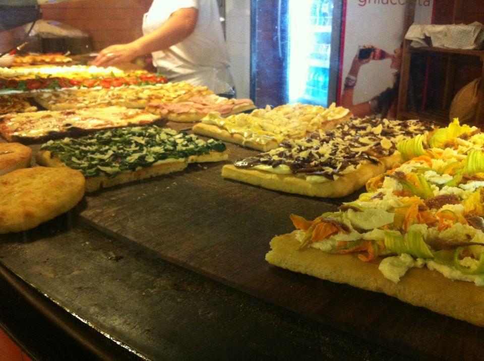 Trastevere's Neighbourhood Bakery & Pizzeria: La Renella ...