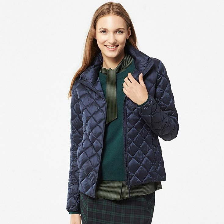 WOMEN ULTRA LIGHT DOWN QUILTED JACKET | UNIQLO | The Art of ... : uniqlo quilted jacket - Adamdwight.com