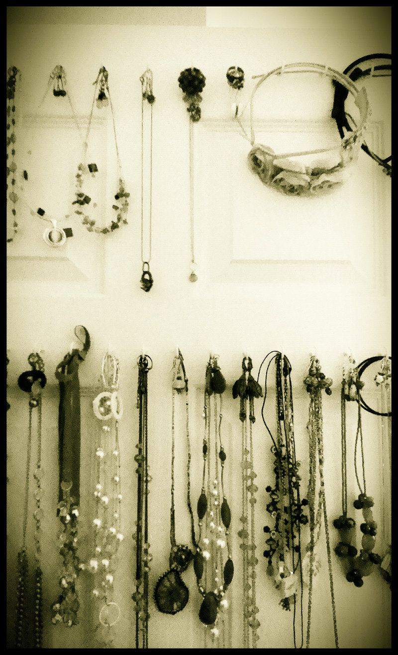 DIY Frugal Jewelry Organizer Solution Frugal Third and Store