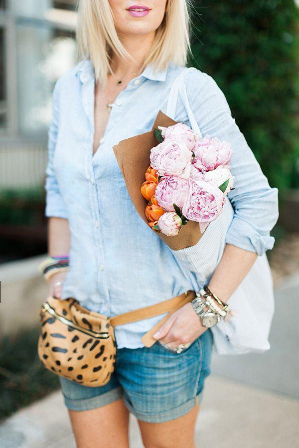 Mandy Kellogg Rye one of the Atlanta Style Bloggers is ...