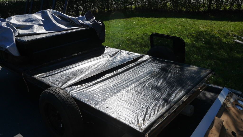 Teardrop Trailer Aluminum Teardrop trailer, Building a