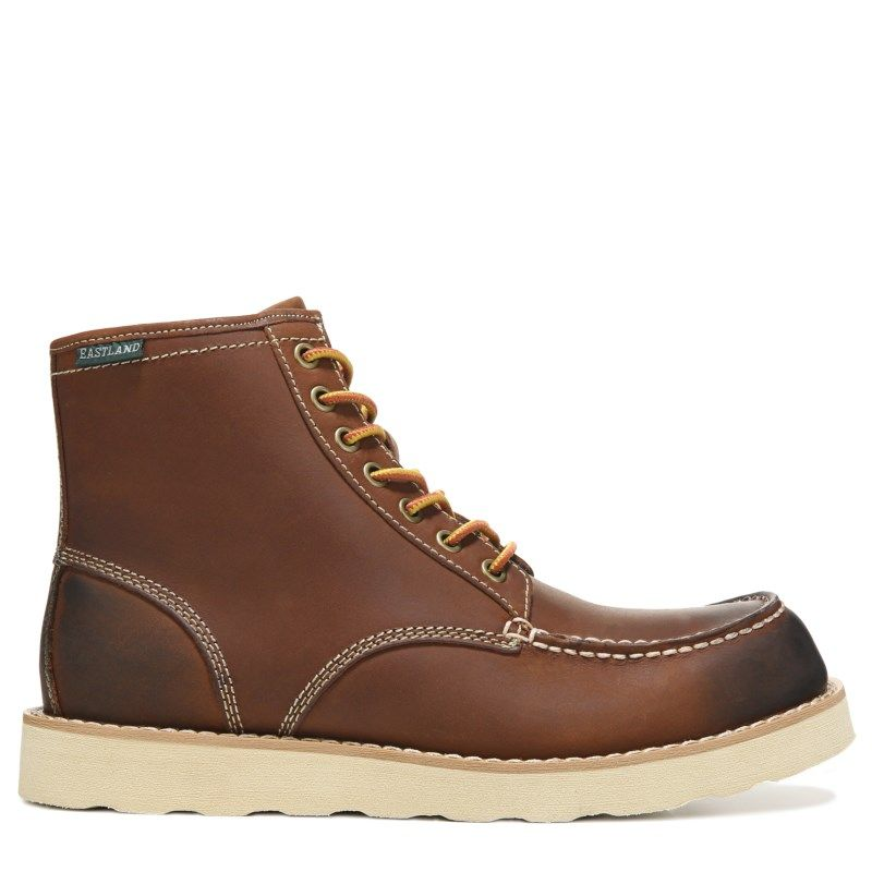 d9d85d5549e Men's Lumber Up Moc Toe Lace Up Boot | Products | Boots, Lace up ...
