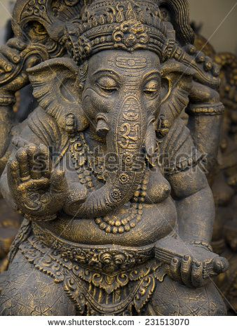 A statue of ganesha in bali, indonesia #231513070