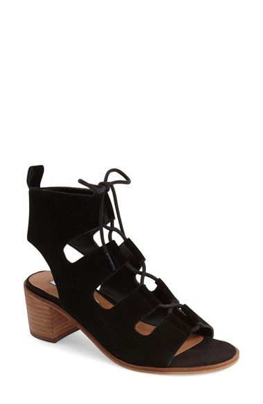2540214c5f97 Steve Madden  Ronlyn  Ghillie Sandal (Women) available at  Nordstrom ...