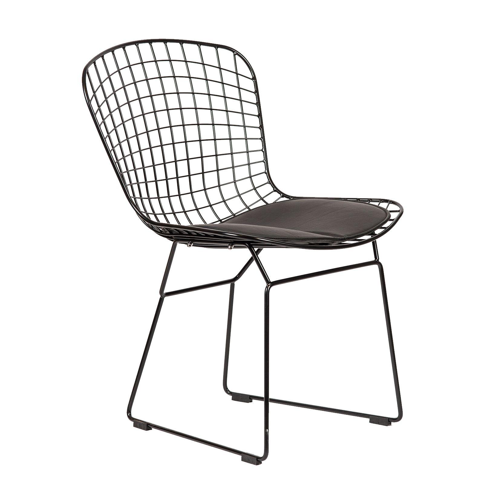 mc 020a chair basiccollection chair metal black horeca