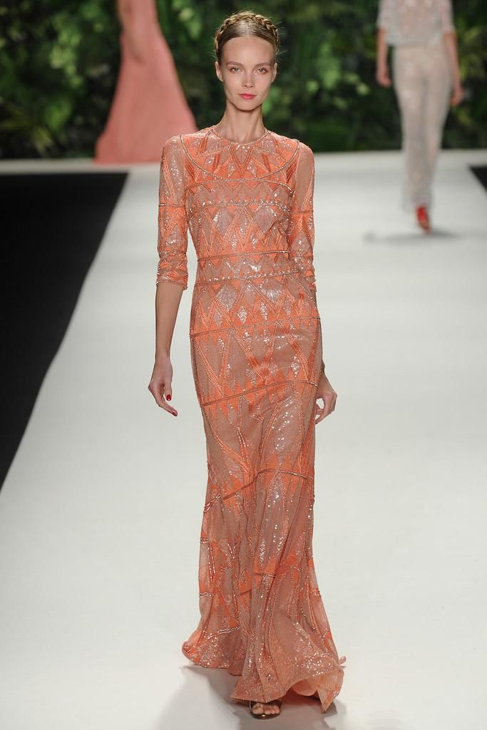Naeem Khan Spring 2014 Ready-to-Wear - Collection - Gallery - Look 13 - Style.com