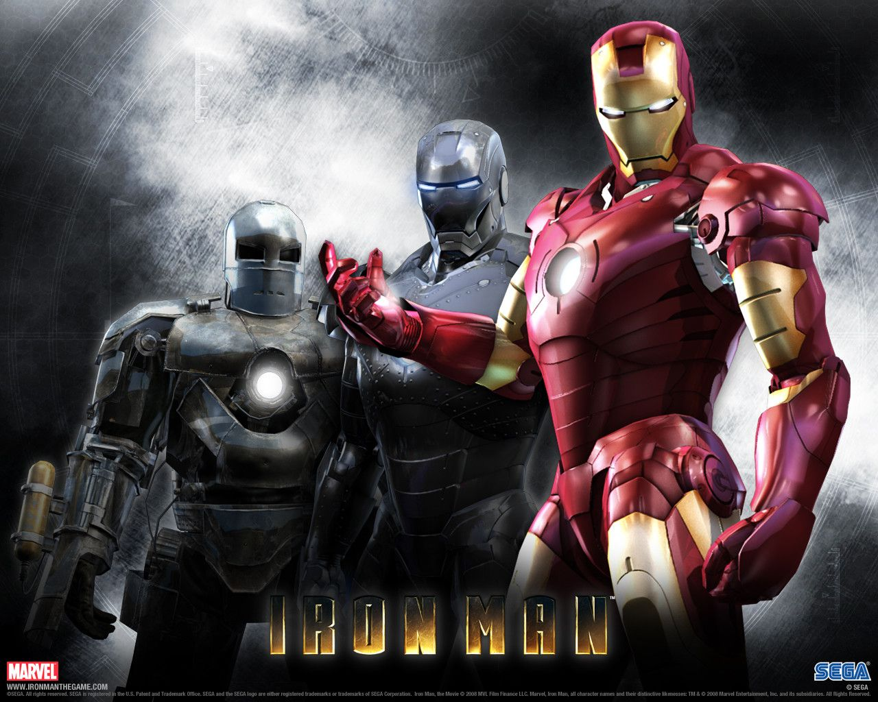 Megapost Wallpapers Hd De Iron Man Uno Te Llevas Iron Man