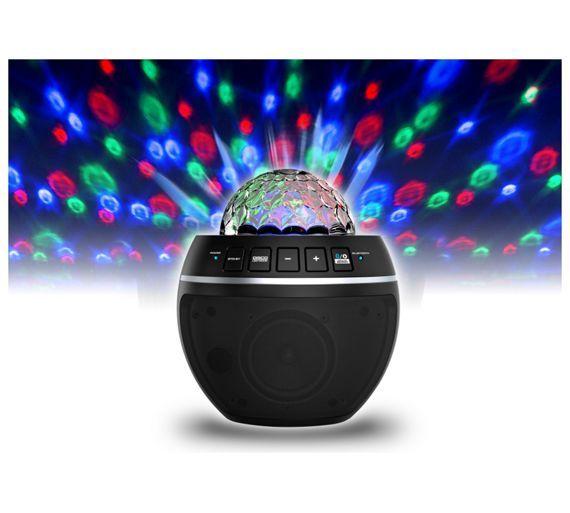 Buy iDance BB10(BK) Disco Lights Bluetooth Party Ball at ...