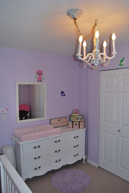 sherwin williams potentially purple sw 6821 for the house purple bedrooms girl nursery. Black Bedroom Furniture Sets. Home Design Ideas