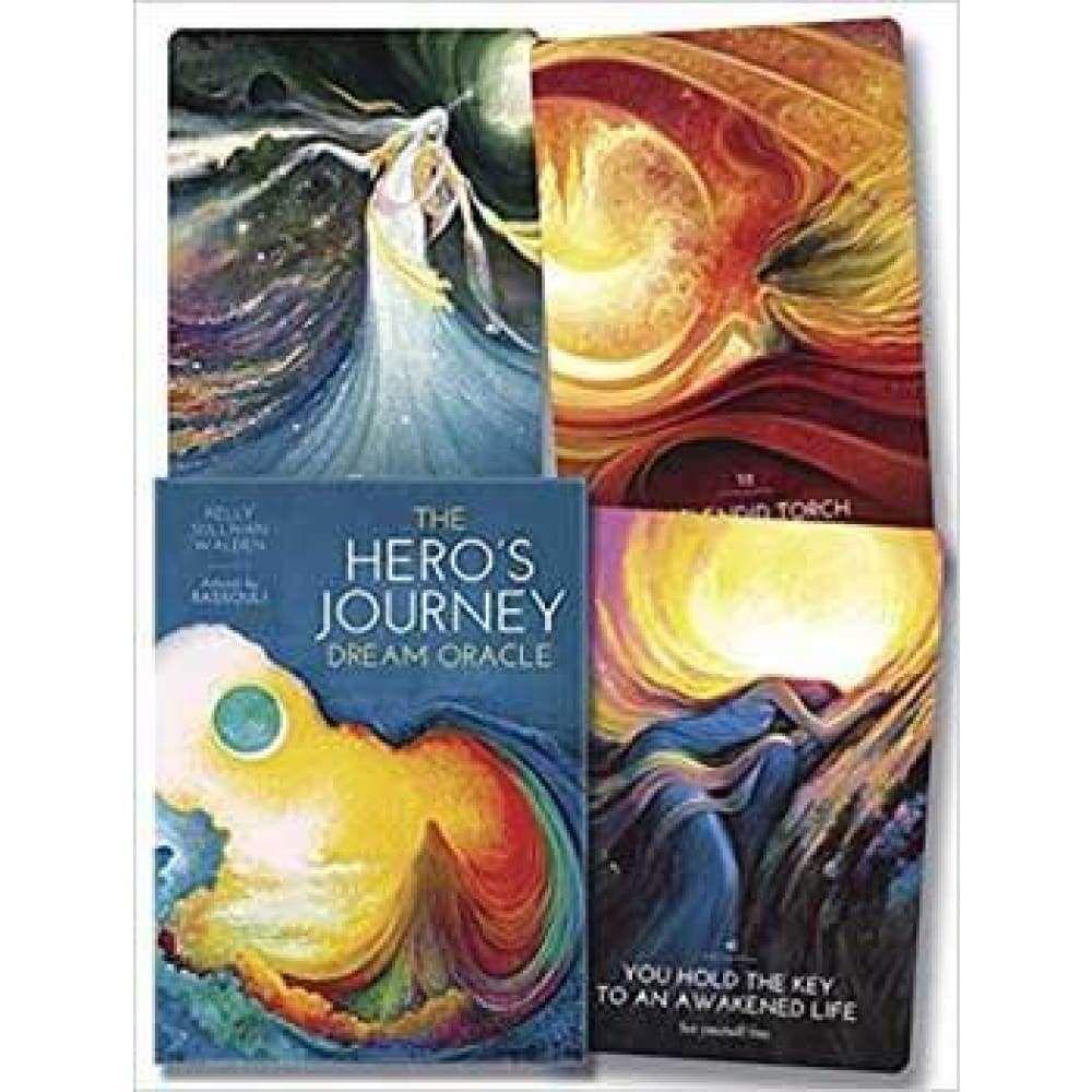 The heros journey dream oracle by kelly sullivan walden