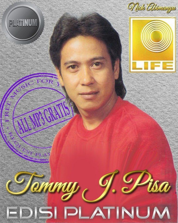 Tommy J. Pisa Full Album Edisi Platinum Part. 2 All Mp3