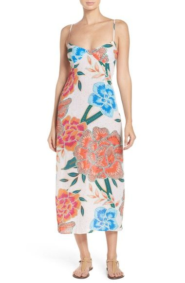 Mara Hoffman Cover-Up Slipdress available at #Nordstrom