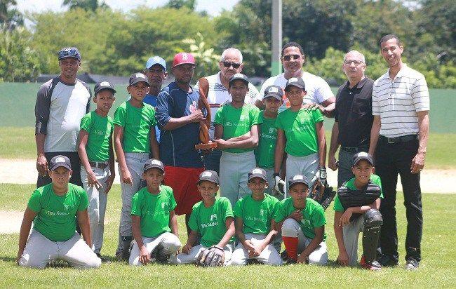 Equipos avanzan a la final Torneo Nacional Béisbol Escolar