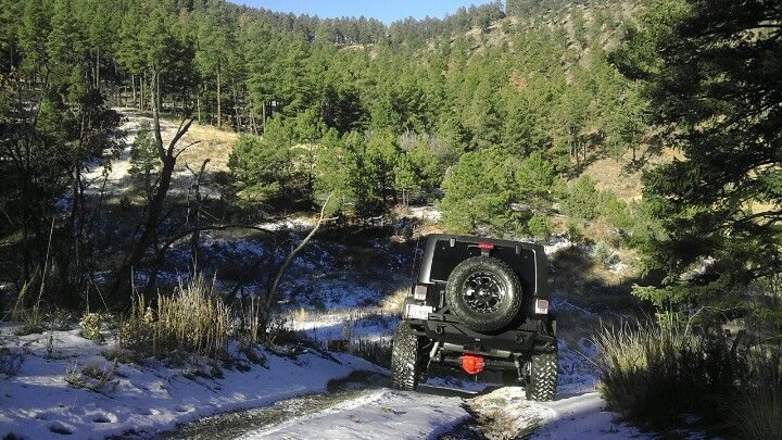 2012 JK Rubicon in Ruidoso