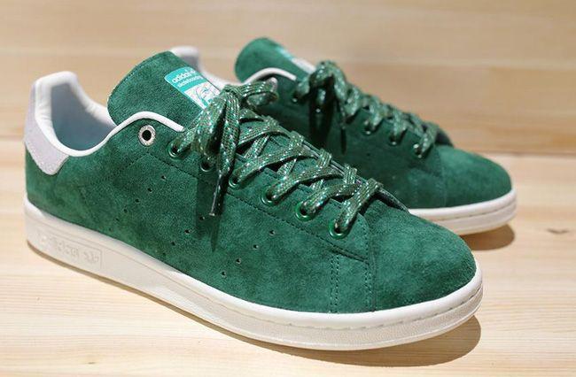 adidas stan smith all green