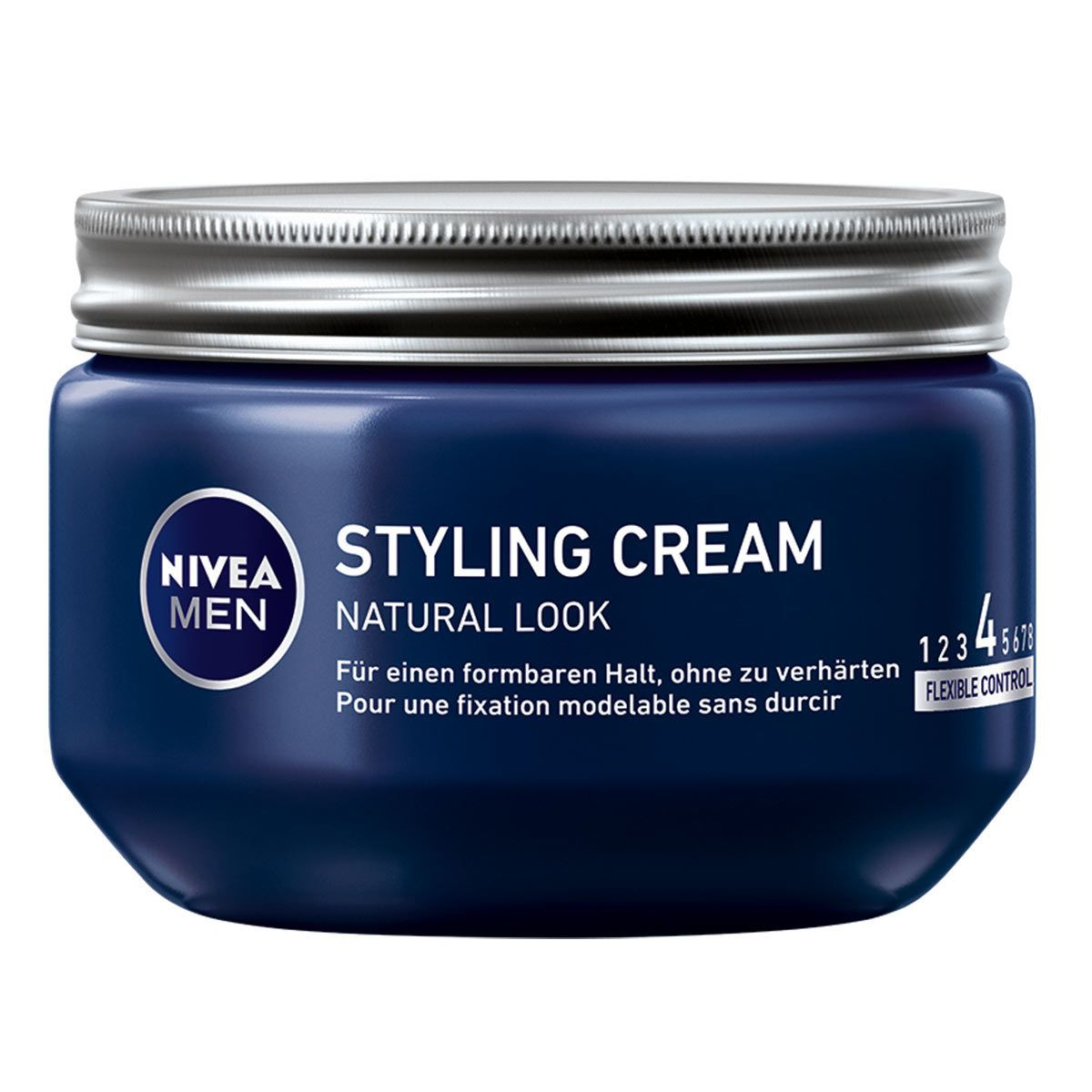 Men Styling Cream Natural Look Styling Cream Nivea Hair Cream