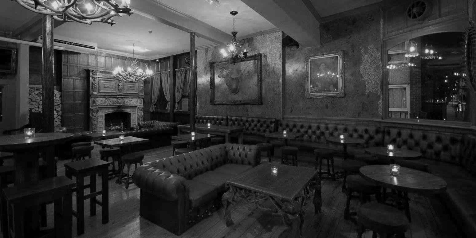 Macabre Martinis & Spooky Speakeasies Haunted Bars for