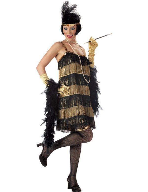 great gatsby thema kleding