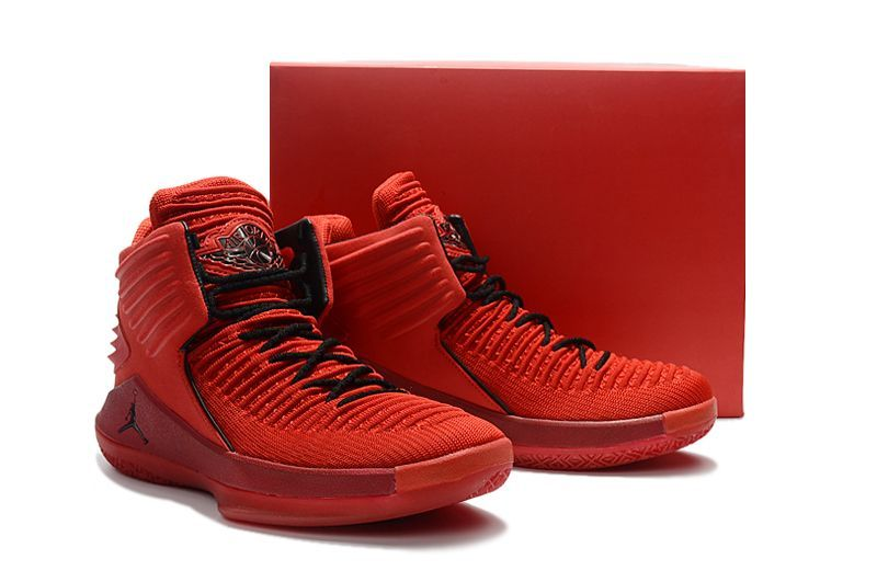 online store 6bbee 98e82 ... netherlands 2017 new release air jordan 32 xxxii rosso corsa red suede  aa1253 601 1 sneakers