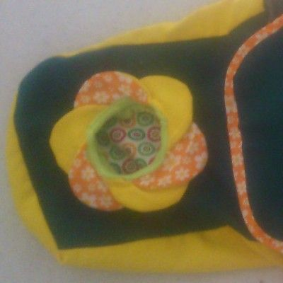 Home made mother hip bag