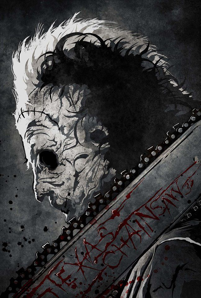 leatherface texas chainsaw massacre oh the horror in 2018