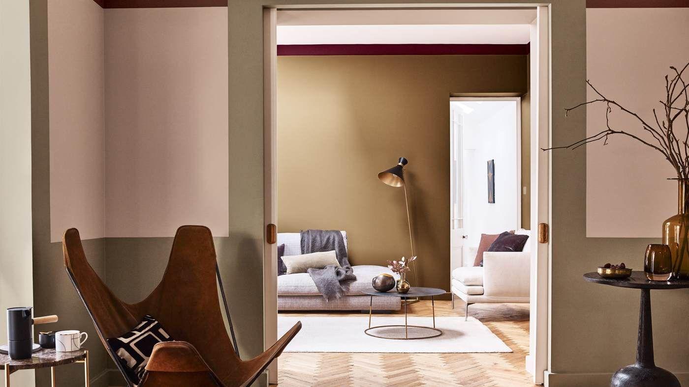Cappuccino Farbe Kombinieren Diese Wandfarben Passen Zusammen In 2020 Inneneinrichtung Wandfarbe Wandfarbe Wohnzimmer