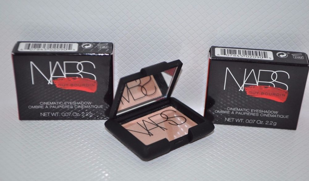 NARS Cinematic Eyeshadow, Mississippi Mermaid .07OZ LOT X2 UNITS (-413) 607845020905 | eBay