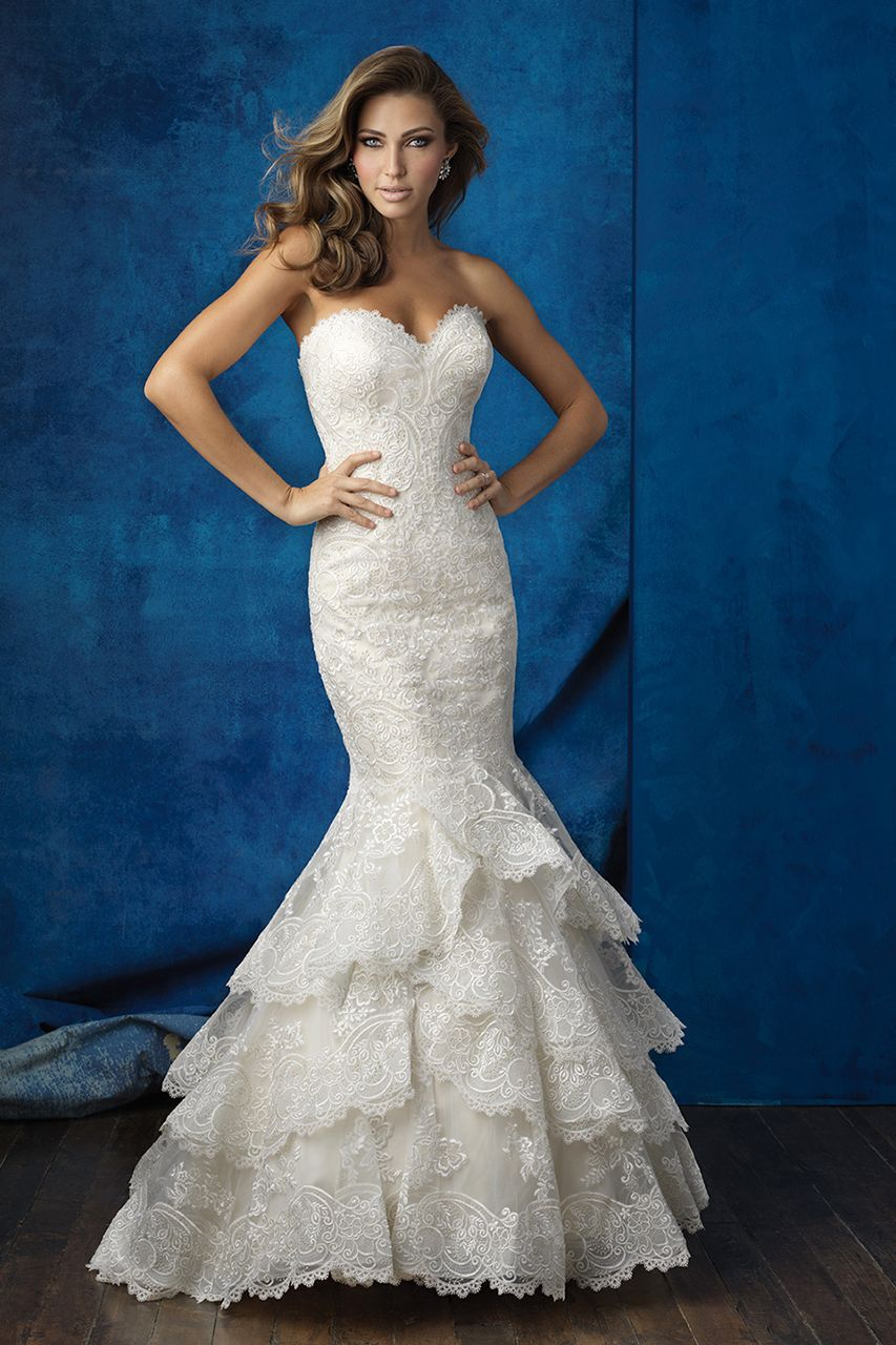Wedding gown gallery allure bridal gowns and weddings